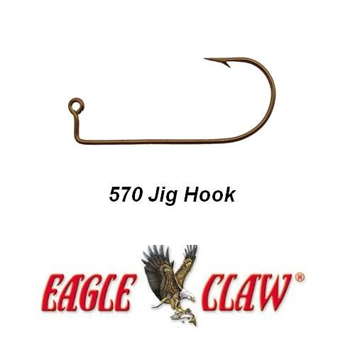 Jig Hooks and Pirking Trebles by Fishing Weight Moulds - DB